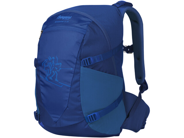 Bergans Birkebeiner 22 Backpack Youth dark royal blue/athens blue